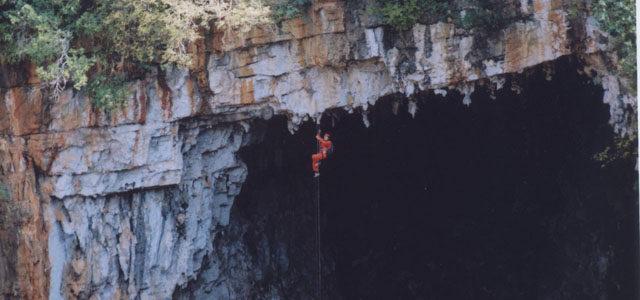 Stone Forest Sinkhole (Doline)