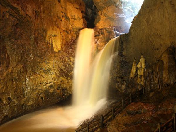 Jiuxiang Cave