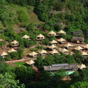 Nuomadi Tent Hotel